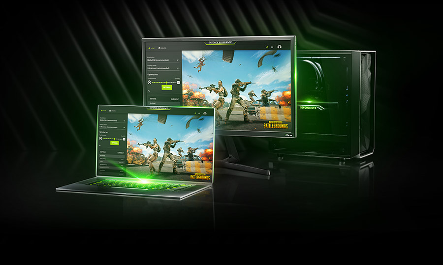 NVIDIA Game Ready Bundle PUBG Skin