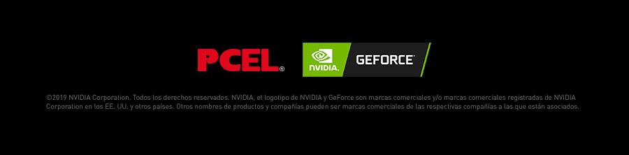 ©2019 NVIDIA Corporation. Todos los derechos reservados. NVIDIA, el logotipo de NVIDIA y GeForce son marcas comerciales y/o marcas comerciales registradas de NVIDIA Corporation en los EE. UU. y otros países. Otros nombres de productos y compañías  pueden ser marcas comerciales de las respectivas compañías a las que están asociados.