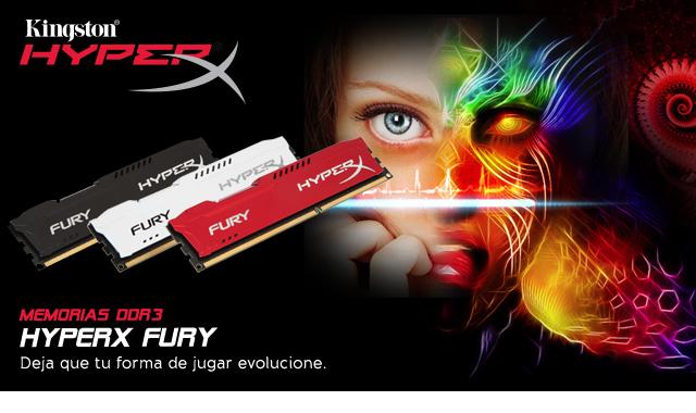 Resultado de imagen para banner Kingston HyperX Fury DDR3