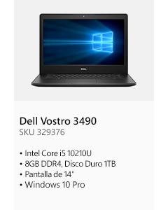 Dell Vostro 3490