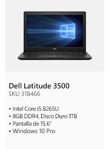 Dell Latitude 3500