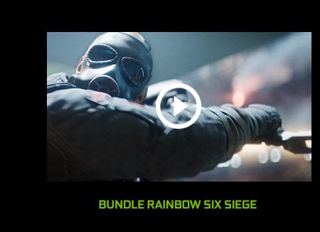 BUNDLE RAINBOW SIX SIEGE