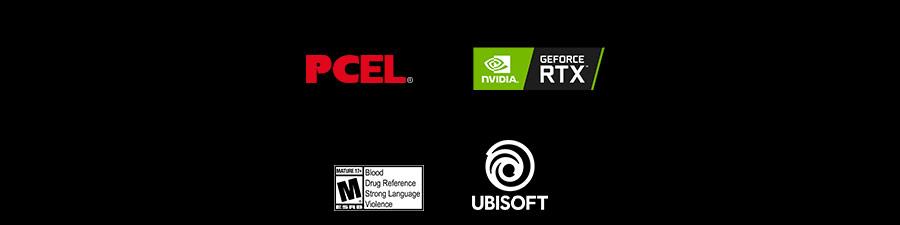 NVIDIA GeForce RTX Tom Clancys Rainbow Six Siege Gold Bundle