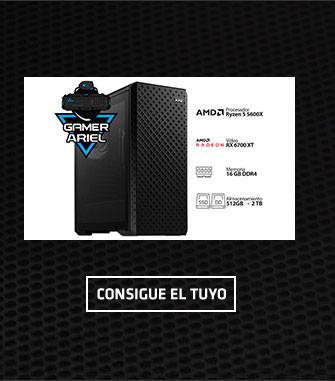 PC Gamer PCEL Ariel XPG Z-XIII