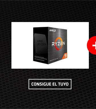 Procesadores AMD Ryzen